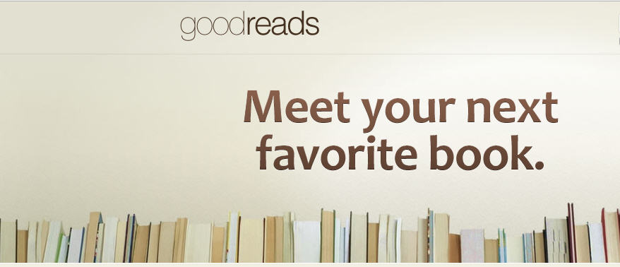 GoodReads page