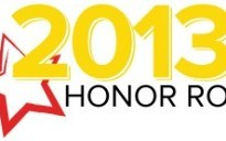 2013 CBEE Honor Roll